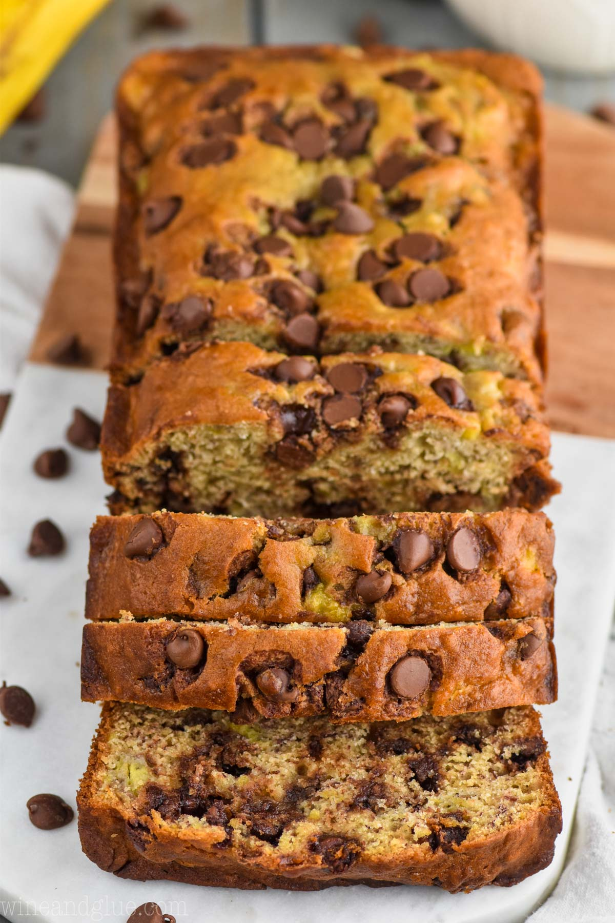 The Best Chocolate Chip Banana Bread Recipe
