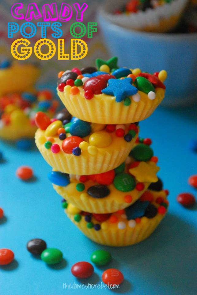 Candy Pots of Gold
