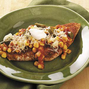 Southwest Smothered Chicken Recipe