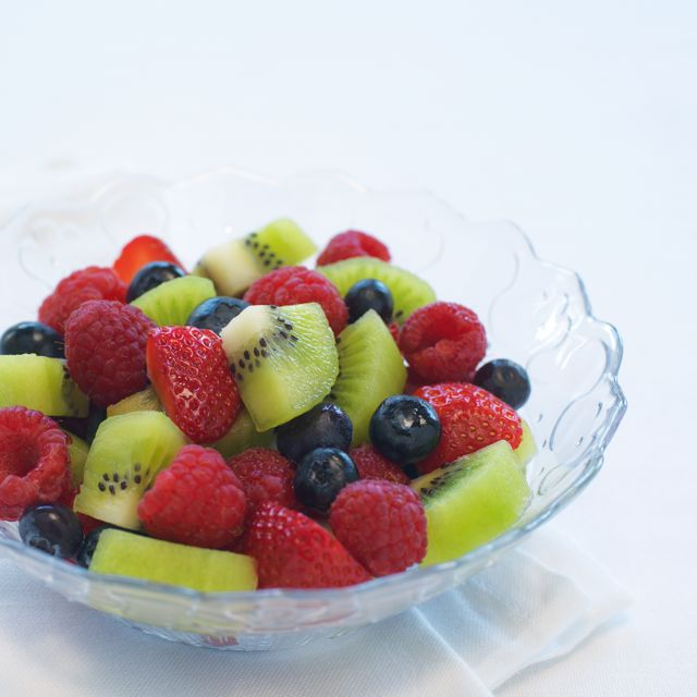 Kiwi Berry Salad