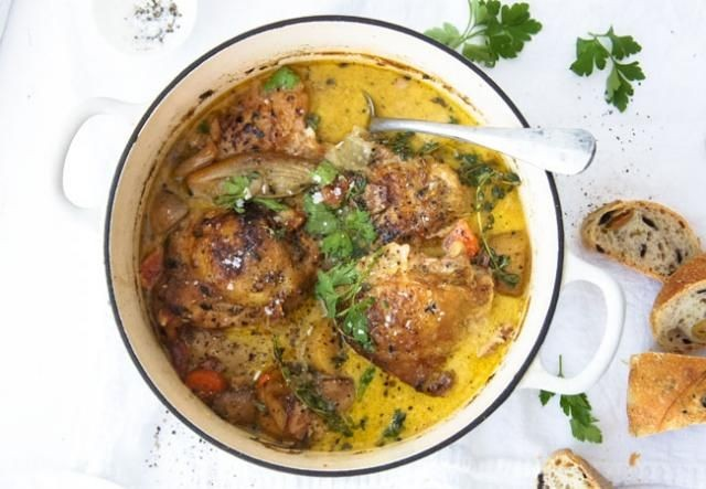 One-Pot French Chicken recipe